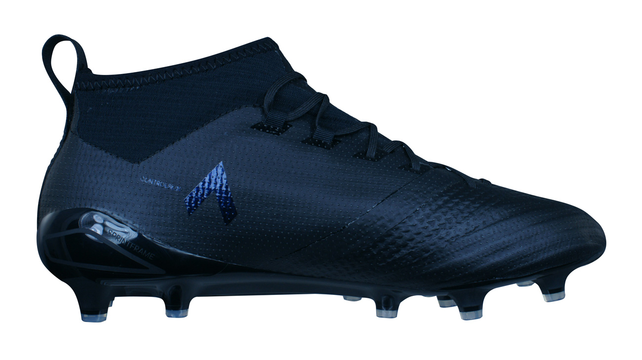 reputable site 46512 fe8c6 adidas Ace 17.1 FG Mens Firm Ground Football Boots - Black
