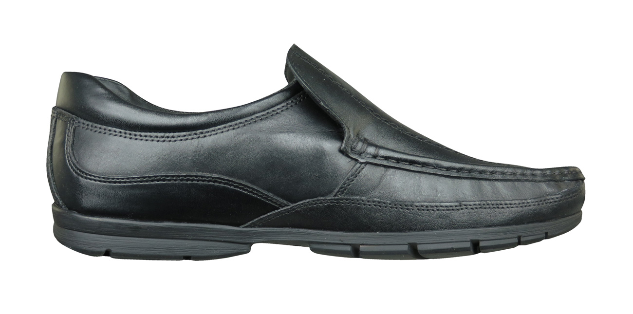Lambretta Fast Leather Mens Shoes