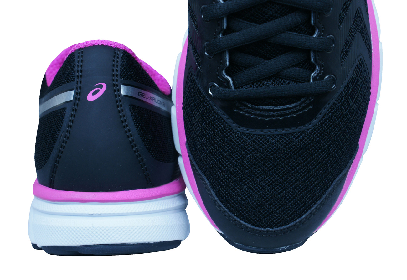 Asics Gel Xalion 3 Womens Running Trainers / Shoes - Black