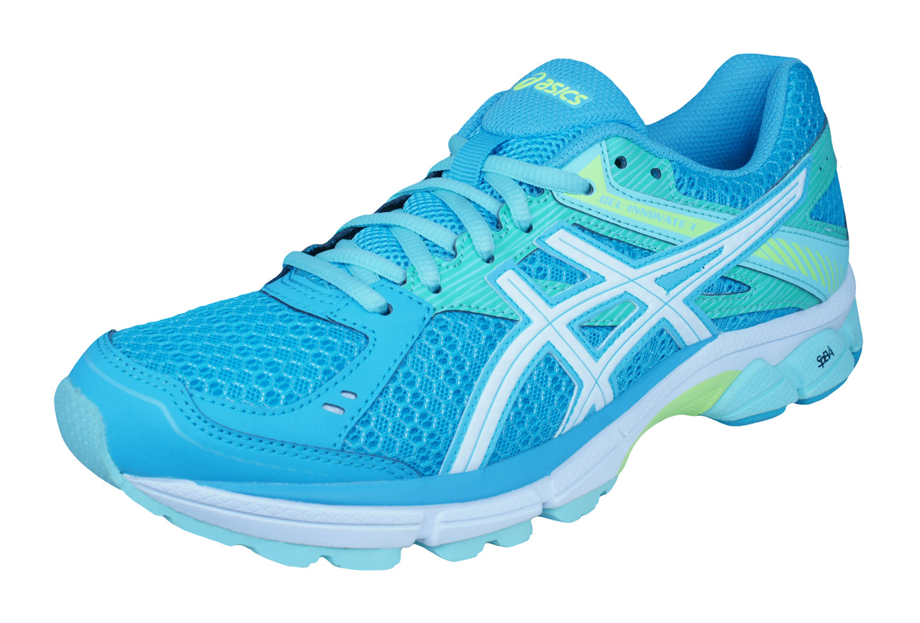Blue Asics 7 Xi0zqny6 Womens At Shoes Running Innovate Trainers Gel rHOqrn