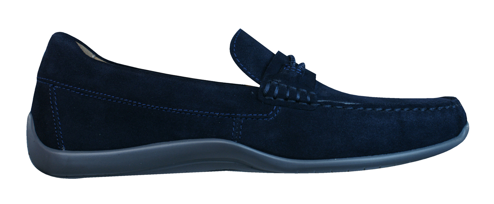 geox shoes u xense moc c mens suede leather moccasins at
