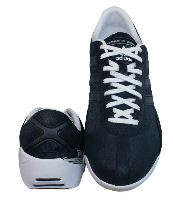 75ac02b78be3 Adidas Porsche 550 RS Mens Leather Trainers   Shoes - Navy at  galaxysports.co.uk