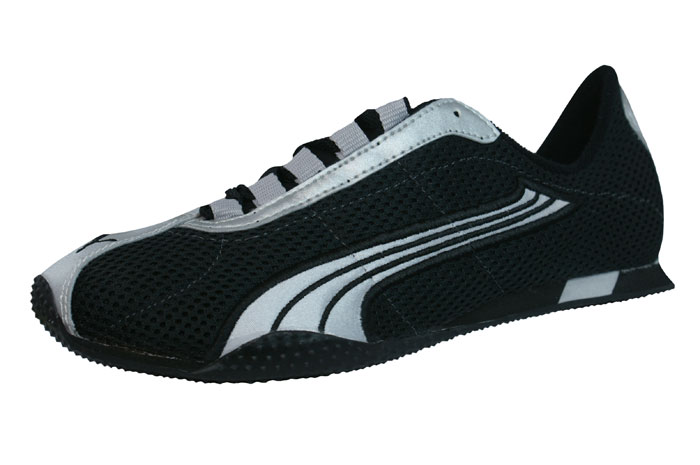 Puma H Street + Womens Running Trainers / Shoes - Black at