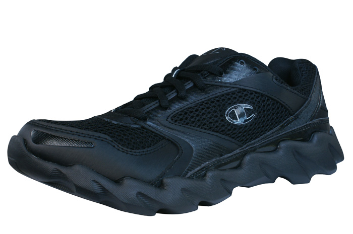 Champion Activate Mens Running Trainers / Shoes - Black at
